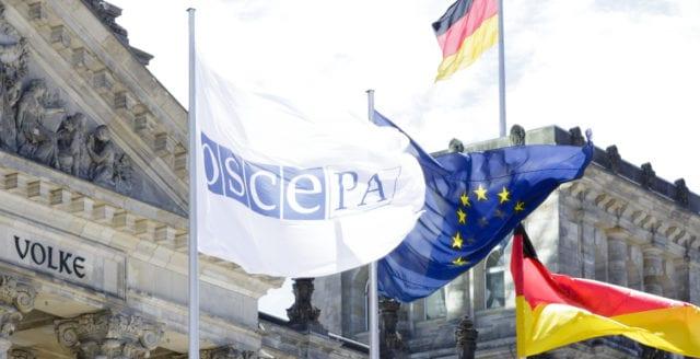 Nya Dagbladet överlämnar rapport om valfusk till OSSE