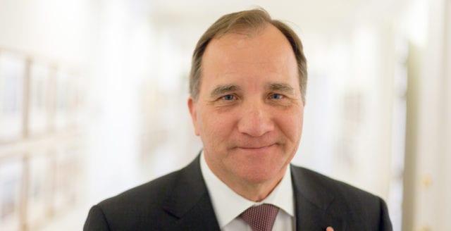Löfven vill göra det svårare för riksdagen att avsätta statsministrar