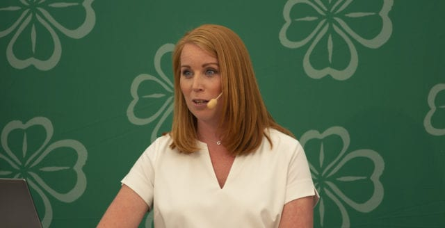 Annie Lööf kräver hårdare repression