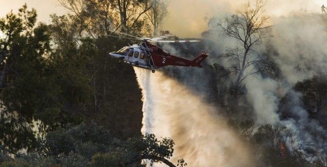 Fler än 200 saknas efter bränderna i Kalifornien