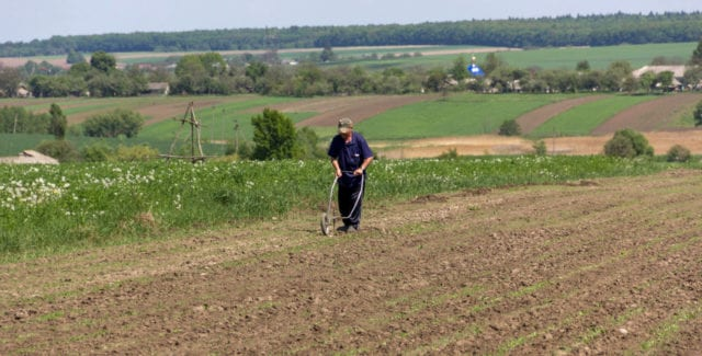 Ukrainska bönder riskerar förlora livsviktig jordbruksmark till oligarker