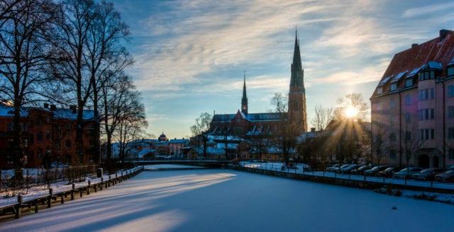 Skottlossning i Uppsala – en död och en skadad