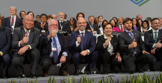 FN:s klimatmöte avslutat – länderna överens om utsläppsregelverk