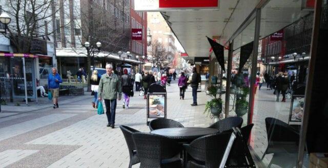Rån mot 10-åriga flickor i Eskilstuna