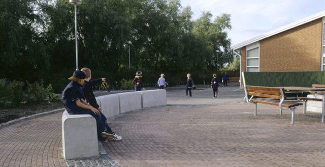 Ökat våld i svenska skolor