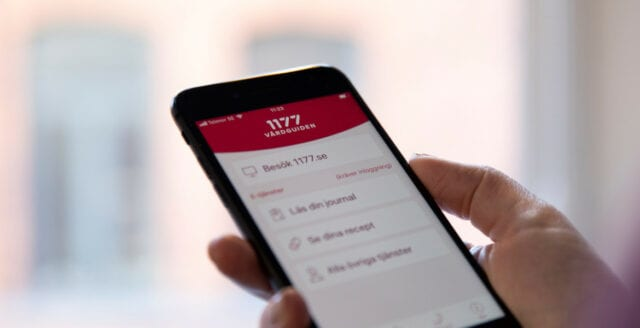 Miljontals samtal till 1177 Vårdguiden låg öppet på nätet