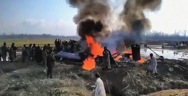 Upptakten till ett krig mellan Pakistan och Indien