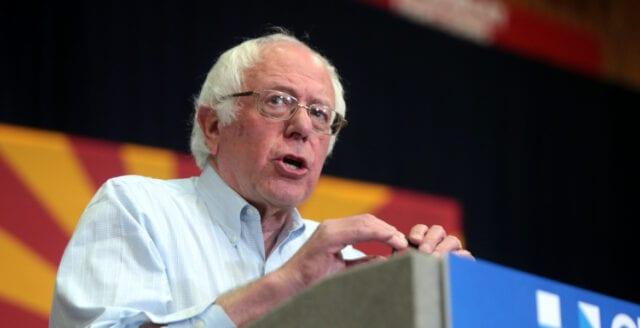 Bernie Sanders ställer upp i presidentvalet 2020