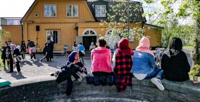 Elever i Umeå tvingas skolstrejka för klimatet