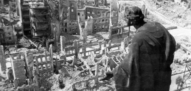 Dresdenbombningarna – då barnen brann som facklor