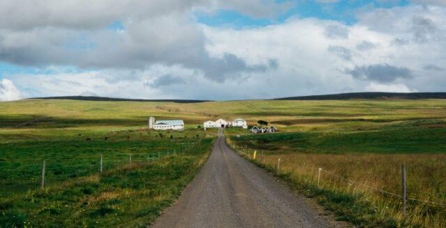Syriska migranter till isländsk avfolkningsbygd