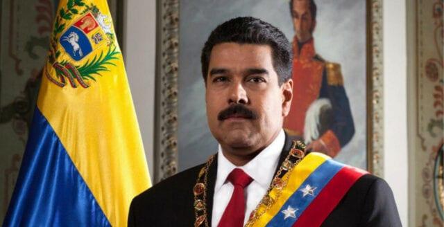 Facebook censurerar Venezuelas president