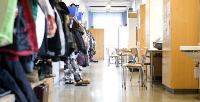 Skolvandalisering för miljoner i Karlskrona