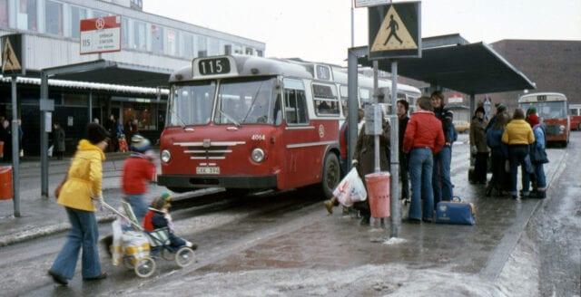 """Bussförare på """"utsatta"""" busslinjer får kroppskameror"""