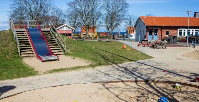 Få svensktalande barn i Ronneby