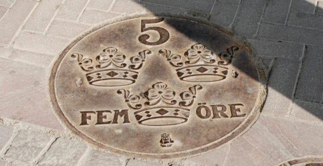 Den svenska kronan rasar i värde