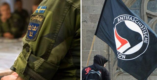Vänsterextremist åtalas för grova vapenbrott – var anställd vid Försvarsmakten