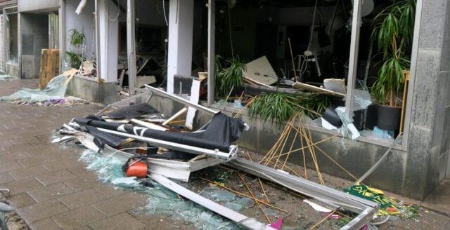 Malmö skakas av nya sprängdåd – restaurang i spillror i natt