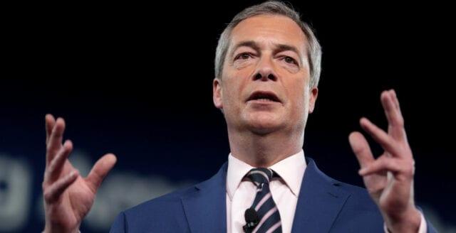 Brexitledaren Nigel Farage startar anti-nedstängningsparti i Storbritannien