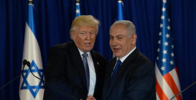 USA erkänner ockuperade Golanhöjderna som Israels