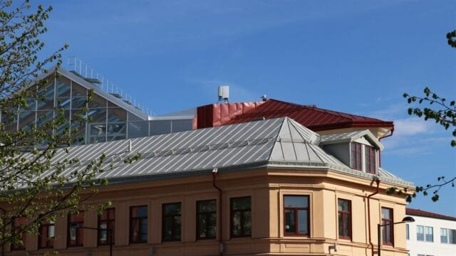 Invigning av Norrlands första 5G-nät i Sundsvall