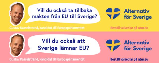 Parti förbjuds att annonsera på Göteborgs spårvagnar