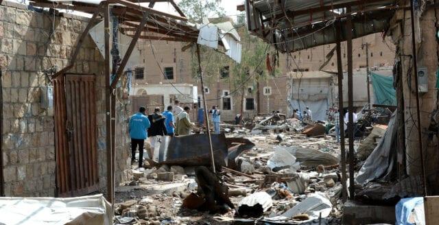 """""""Sri Lanka-massakern 365 gånger per år – där har du Jemen"""""""