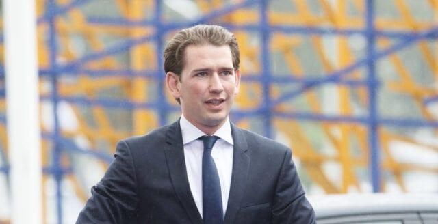 Österrikes förbundskansler Sebastian Kurz tvingas avgå