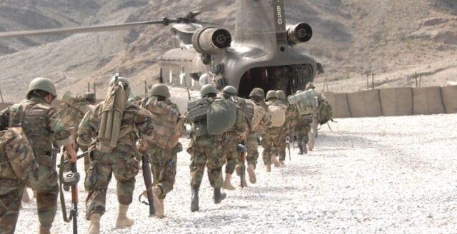 USA skickar ytterligare 1000 soldater till Mellanöstern