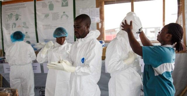 Dödsfall av ebola även i Uganda
