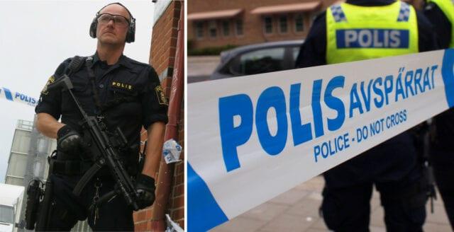 Polisen: Skjutningar ökar – trots coronakrisen