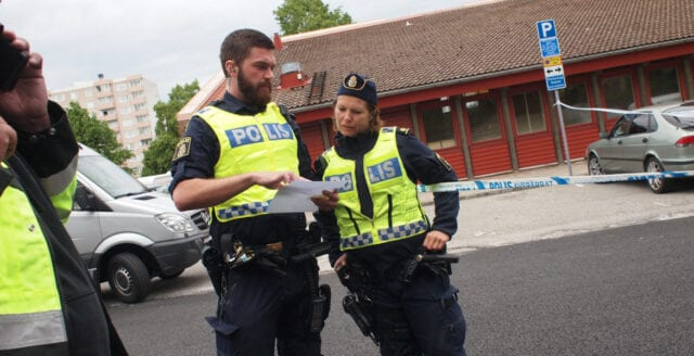 Kidnappningsförsök mot flicka på Ekerö