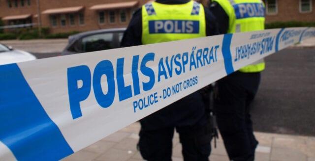 Polis mördad i Göteborg