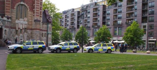 Dödsskjutning och explosion i Malmö