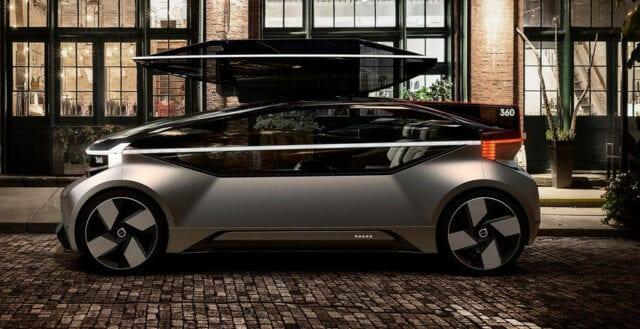Volvo-visionären: Privatbilismen kan förbjudas på sikt