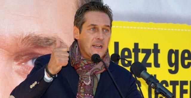 Knarkhandlare erbjöd en miljon för att mörda österrikisk högerpolitiker