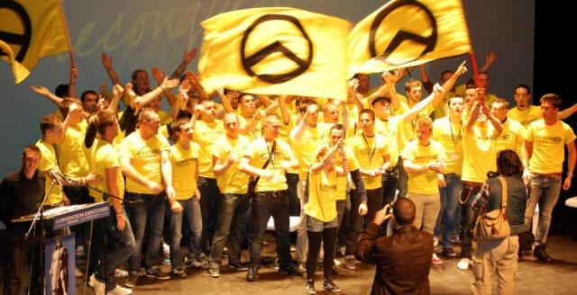 Identitära rörelsens chef i Tyskland om den ökade repressionen
