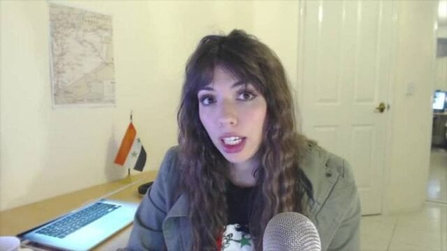 Syrian Girl: USA låg bakom revolutionen i Syrien