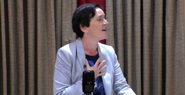 Anne Marie Waters: Ledare talar om det som är obekvämt