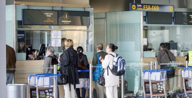 Allvarliga brister i gränskontrollen på Arlanda