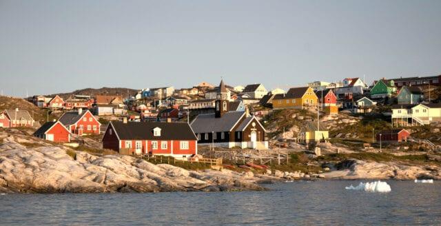 USA vill köpa Grönland