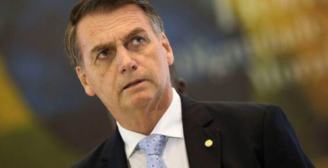 Jair Bolsonaro: Folket måste beväpna sig för att förhindra diktatur