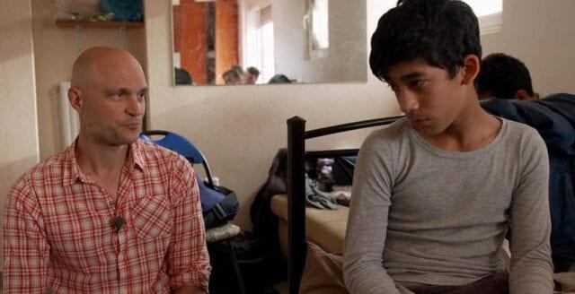 SVT-insmugglad syrier dömd för knivbrott