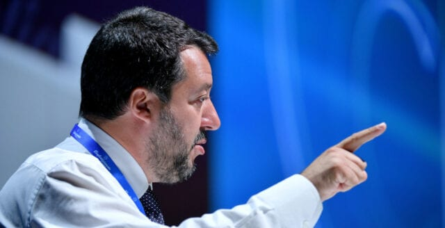 Femstjärnerörelsen spelar ut Salvini – bildar ny koalition med socialdemokrater