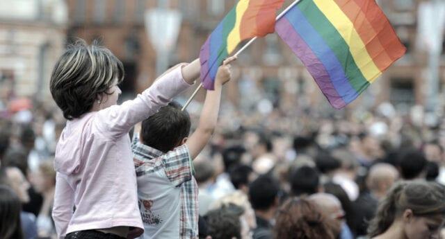 "Malmö stad anordnar ""Barnens Pride"""