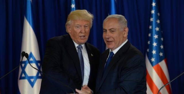 Israel anklagas för spionage mot Donald Trump