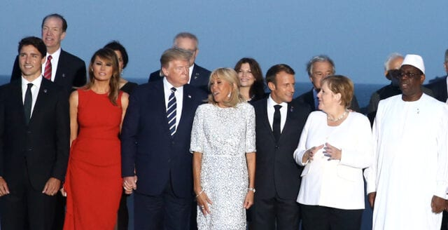 Ett G7-möte på avvägar