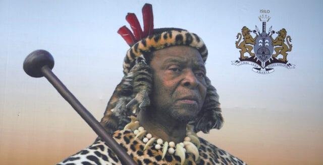 "Zulu-kung: ""kastrering skulle få slut på våldtäktsproblemet"""