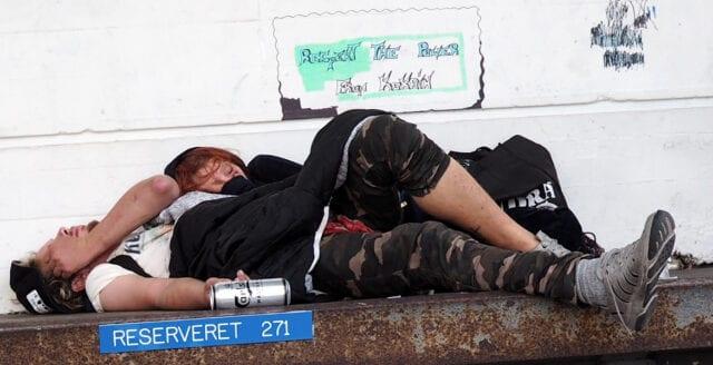 Unikt bildreportage av narkotikamissbruket i Öresundsområdet