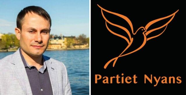 Tidigare centerpartist bildar islamiskt parti